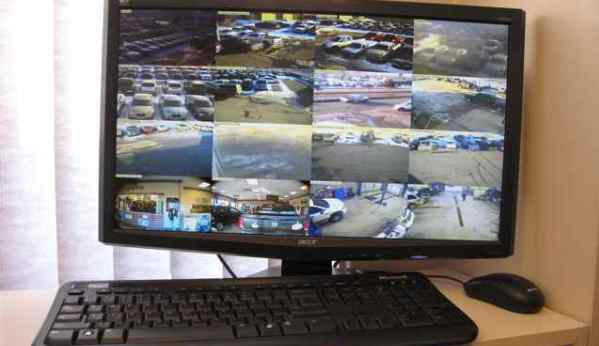 Digital Video Surveillance